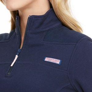 Vineyard Vines women's shep shirt navy size L